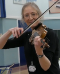 Violin Teacher: Mrs Liz Grainger